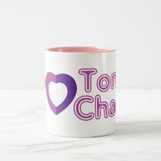 Teachers Desk Companion Two-Tone Coffee Mug