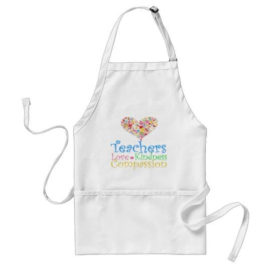 Teachers Do Children a World of Good! Adult Apron