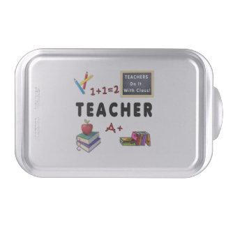 Teachers Do It With Class Cake Pan