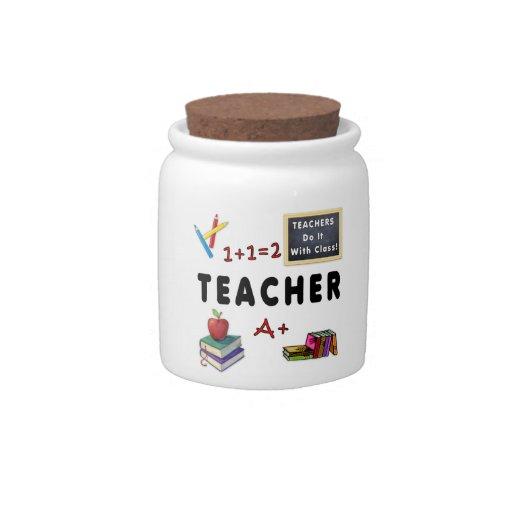 Teachers Do It With Class Candy Jars