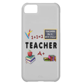 Teachers Do It With Class Case For iPhone 5C