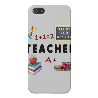 Teachers Do It With Class Case For iPhone SE/5/5s