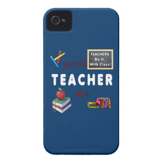 Teachers Do It With Class Case-Mate iPhone 4 Case