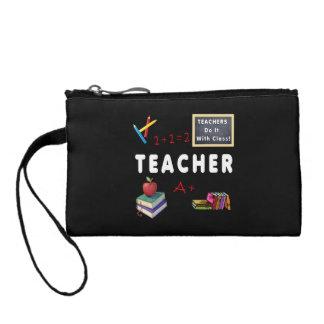 Teachers Do It With Class Change Purse