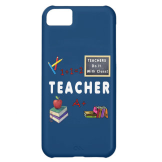 Teachers Do It With Class Cover For iPhone 5C