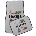 Teachers Do It With Class Floor Mat
