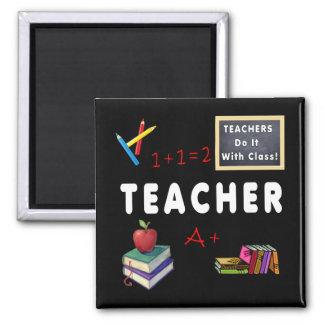 Teachers Do It With Class Magnet