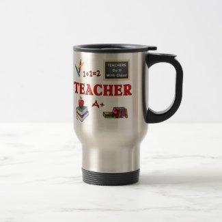 Teachers Do It With Class Mugs
