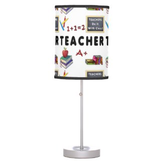 Teachers Do It With Class Table Lamps