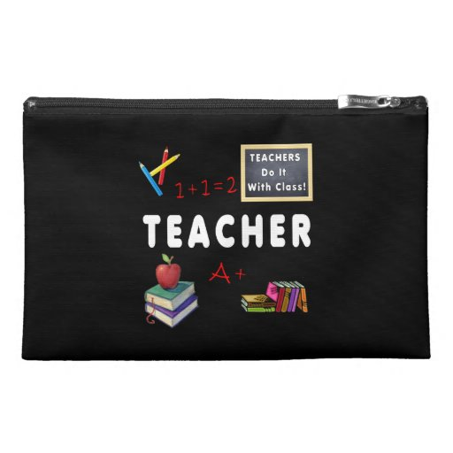 Teachers Do It With Class Travel Accessories Bag