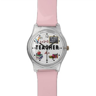 Teachers Do It With Class Watches