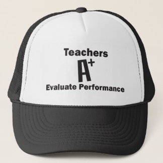 Teachers Evaluate Trucker Hat
