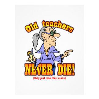 Teachers Flyer