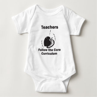 Teachers Follow The Core Curriculum Shirts