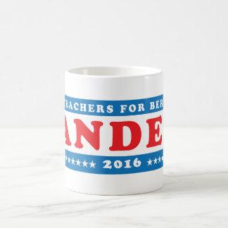 Teachers for Bernie Sanders 2016 Coffee Mug