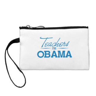 TEACHERS FOR OBAMA - png Coin Wallet