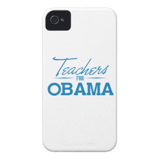 TEACHERS FOR OBAMA -.png Blackberry Bold Cases