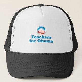 Teachers for Obama Trucker Hat