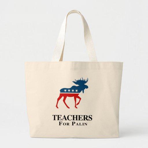 TEACHERS FOR PALIN BAGS