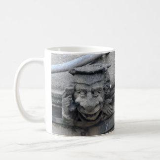 Teacher's gargoyle mug