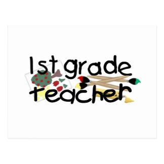 Teachers Gift Postcard