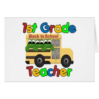 Teachers Gifts Card