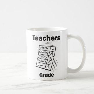 Teachers Grade Classic White Coffee Mug