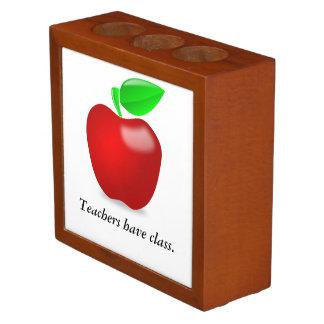 Teachers have class. desk organizer