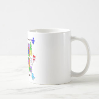 Teachers Help Make The Puzzle  Pieces Fit Mugs