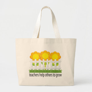 Teachers Help Others Tote Bag