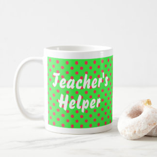 Teacher's Helper Coffee Mug