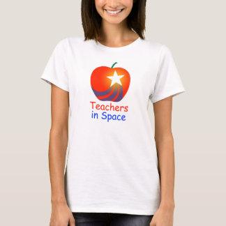 Teachers in Space women's T, size M T-Shirt