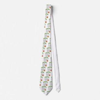 Teacher's Income Neck Tie