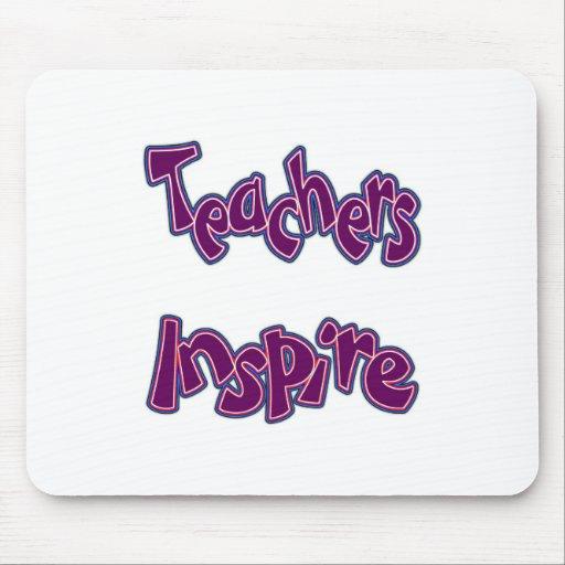 Teachers Inspire Mouse Pads