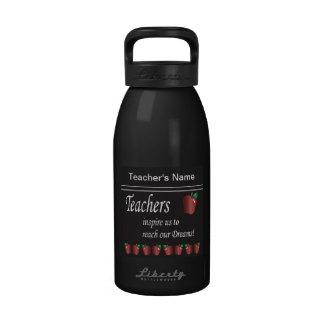 Teachers Inspire Us Liberty Bottle Drinking Bottle