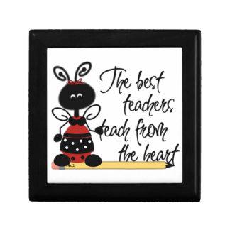 Teacher's Ladybug Box