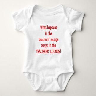 Teacher's Lounge Baby Bodysuit