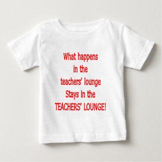 Teacher's Lounge Baby T-Shirt