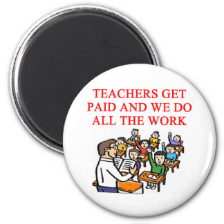 TEACHERS MAGNET