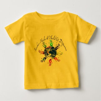 Teachers Make a Difference Infant T-Shirts