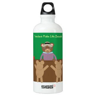 Teachers Make Life Bearable Liberty Bottle SIGG Traveler 0.6L Water Bottle