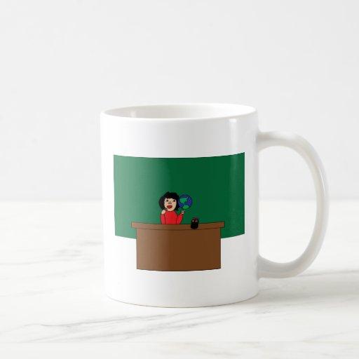 Teachers Make the World Go Round Mug