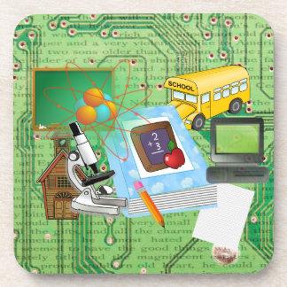 Teachers' Math & Science Coaster