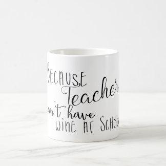 Teacher's Mug