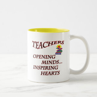 TEACHERS OPENING MINDS MUGS
