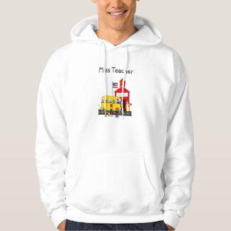 Teacher's Personalized Sweatshirt TEMPLATE