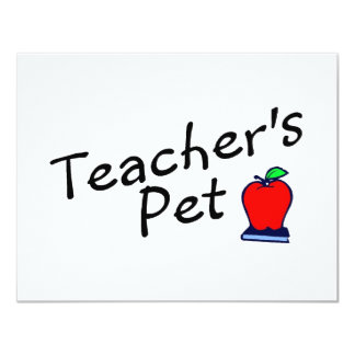 Teachers Pet Apple Card