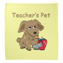 Teacher's Pet Bandana