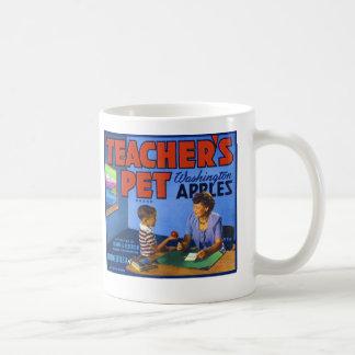 Teachers Pet Coffee Mug