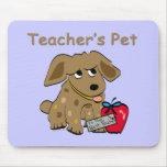 Teacher's Pet Mouse Pad
